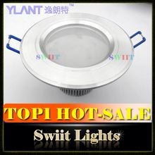 The Most Competitive DD8839 solar panel high power 4 watt soft led downlight