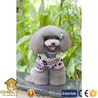 500+ models available pet dog clothes with soft material and good process