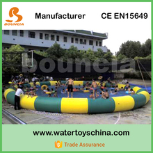 0.9mm PVC Tarpaulin Adult Inflatable Pool For Outdoor Activity