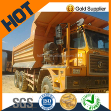 Quality-Assured New Fashion SHACMAN 6*4 mining dump truck