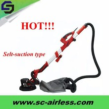 Scentury portable electric vacuum sander drywall sander with vacuum