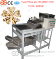 Autoamtic commercial Almond Badam strips cutting machine