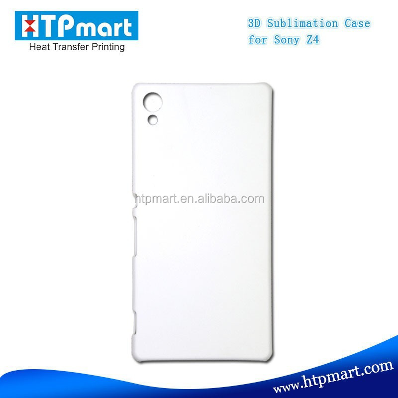 Directly Factory blank phone case for Sony Z4 of high quality