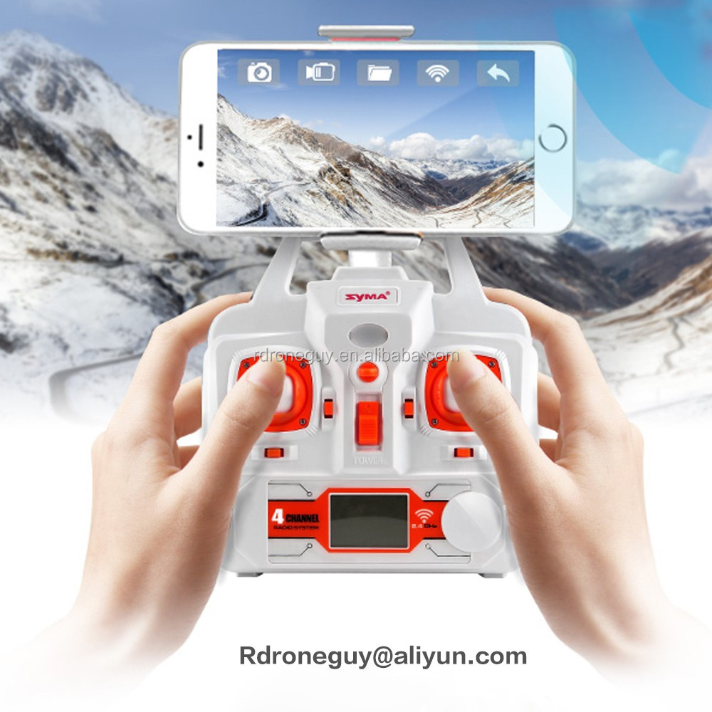 2018 hot sale syma x8w mini drones with hd camera and gps and wifi camera like plantom drone