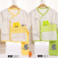 Spring& autumn knitted infant romper baby boy clothes for winter
