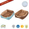 Waterproof Square High Quality shredded memory foam dog bed filling