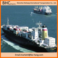sea shipping line tracking from guangzhou china to europe
