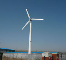 20kw China supplier residential electric generating windmills for sale