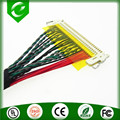 FI-X30HL gold plated twisted pair lvds cable to DF14-30P cable assembly