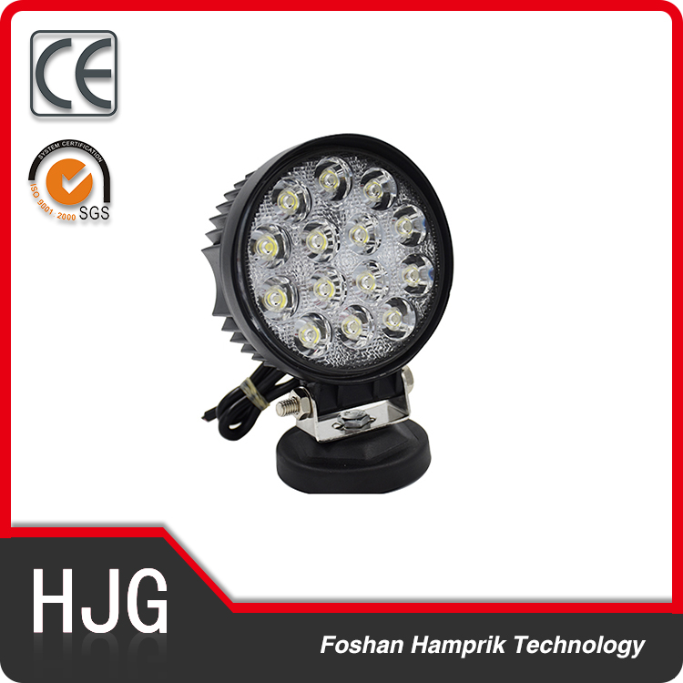 Wholesale price 42W led work light for 4x4 vehicle Truck ATV