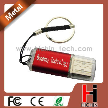 Wholesale low cost 32GB metal usb thumb flash disk with key ring