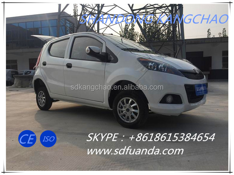 electric rechargeable electric automobile with high quality Made in China
