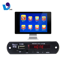 VTF-108 bluetooth video usb mp4 dekoder kurulu