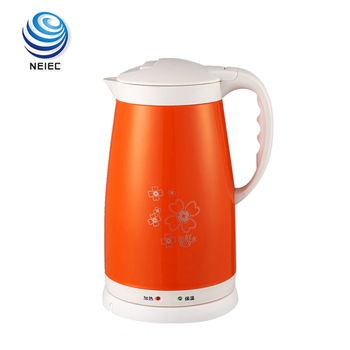 The cheapest price capacity stainless steel electric kettle
