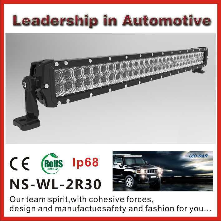 Wholesale High power 30inch 180w CREE led light bar cover, cree off road led light bar with lifetime warranty