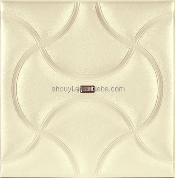 sculptural ceiling panel for decorative purpose