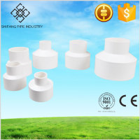 PVC Plumbing Pipe Fittings plasctic pvc pipe fitting reducer