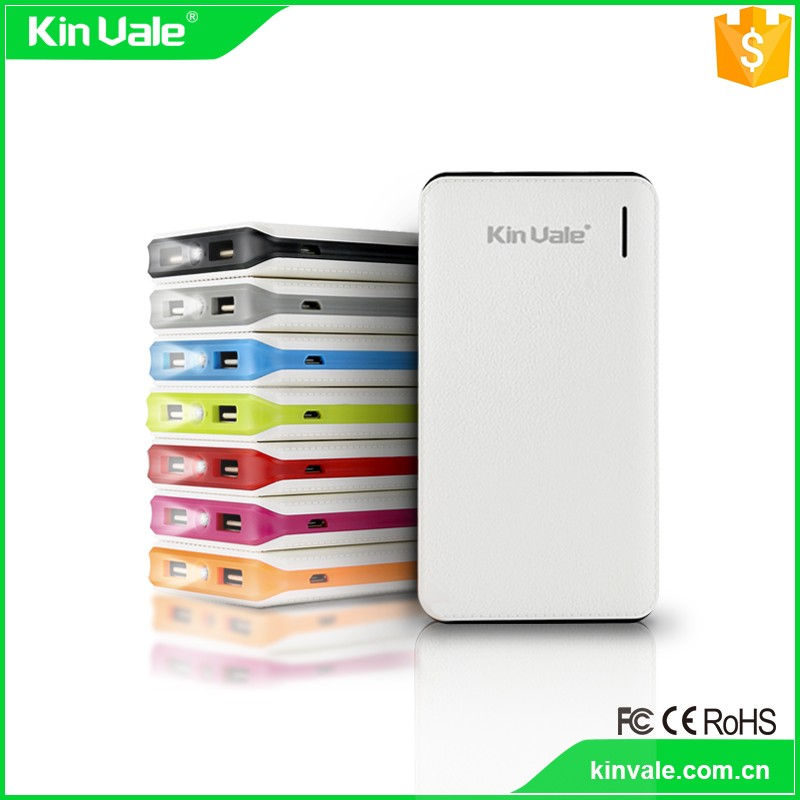 dual usb powerbank portable charger power bank 10400mah power bank