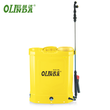 Agricultural automatic mist drone airless piston machine battery powered commercial chemical electric backpack motor sprayers