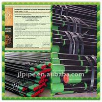 API 5CT spec j55,k55,n80,l80 seamless oil tubing for oil field service