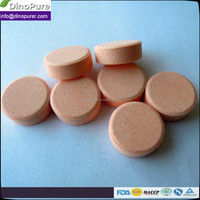 effervescent multivitamin tablets
