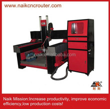 plaster cnc router for ceramic mould forming
