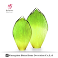 Promotion Green glass vase Decor
