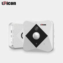 Unicon Vision 1.3mp ip mini ceiling installation battery powered wifi camera