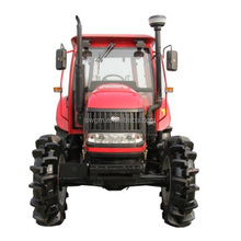DQ1204A High quality 120HP 4WD China Cheap farm tractor with Paddy tire