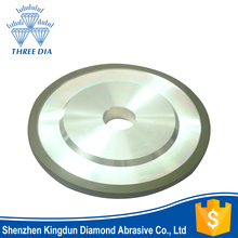 14A1 excellent heat-resistance diamond grinding wheel for steel