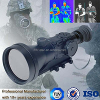 Military Thermal Riflescope , Thermal Imaging Weapon Sight