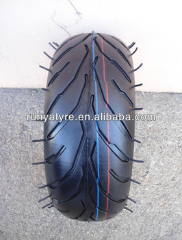 high quality cheap china tubeless scooter tyre 90/65-6.5