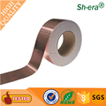 best price double conductive Copper Foil Grounding for Shielding Tape by China supplier