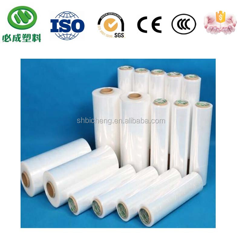 Soft Pet Film Heat Shrink Packing Clear Plastic Film
