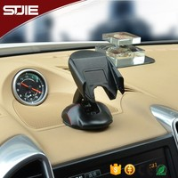 Universal new portable rotating sticky dashboard car cell mobile phone holder for iphone/Samsung/gps