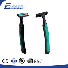 twin & triple blade shaving China hanging card packing disposable razor wholesale (personal care & Medical use)