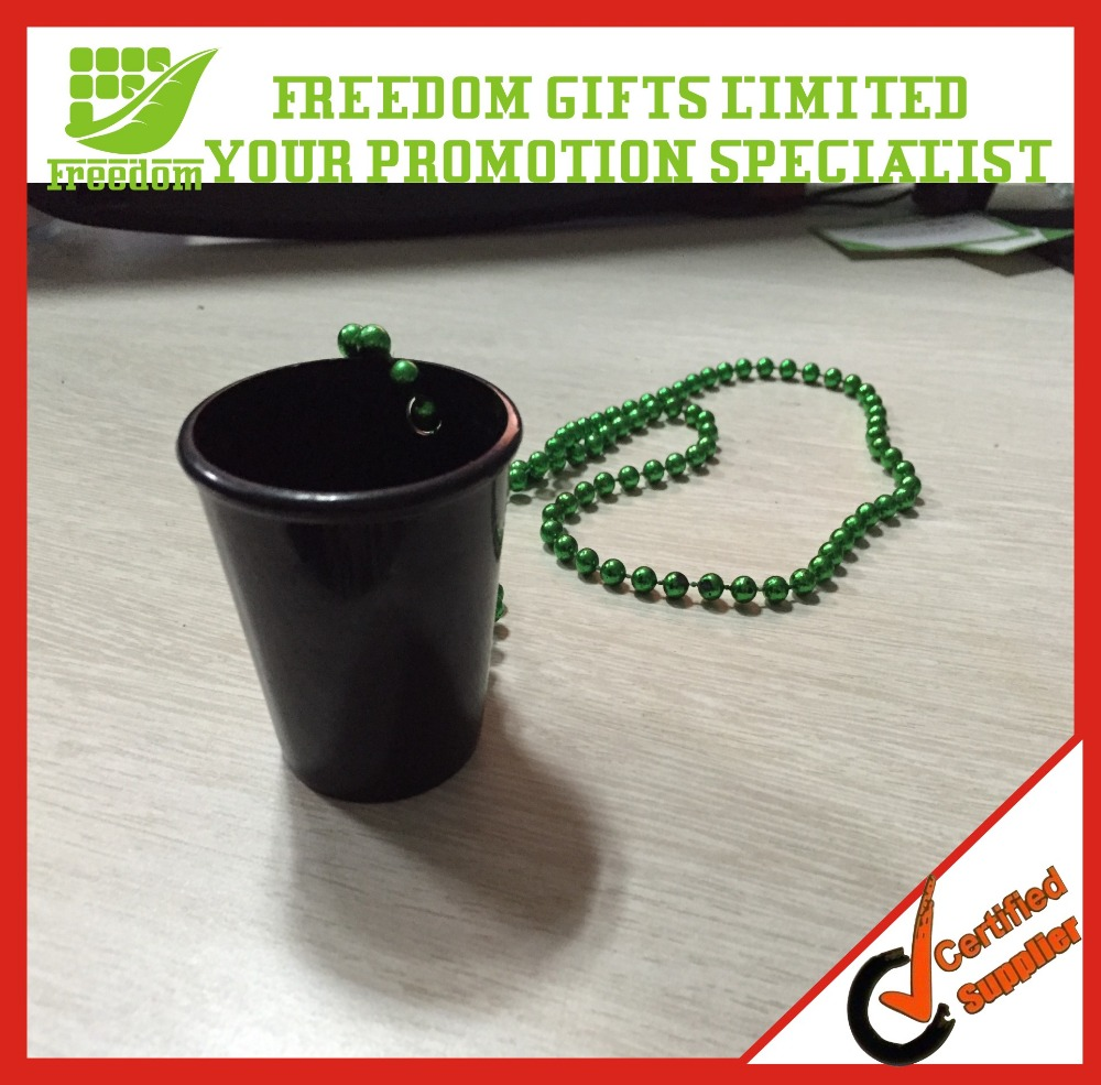 Hot Sale For Promotional Shot Glass Necklaces