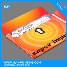 Video business card video brochure video greeting card with tft LCD screen for