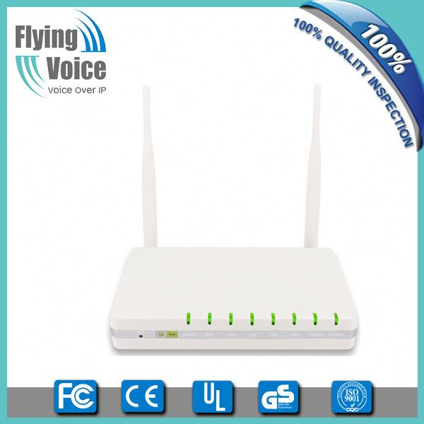 Great software 2 port modem voip wireless ATA with Built-in SIP server IP PBX Support NAT T.30 FAX G9202