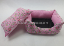 luxury My Priness Pink Cozy Craft Luxury Pet Dog Beds