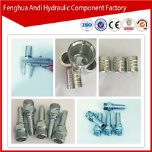 Low price made in china factory manfacturer Fittings Carbon steel threaded pipe