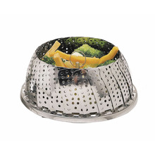Cooking Utensil Stainless Steel Collapsible Food Steamer Basket