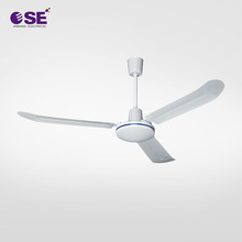 56 inch non electric plastic rotary air cool industrial ceiling fan