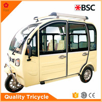 Wholesale Electric/Solar tuk tuk shape tricycle