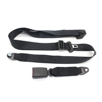Factory Hot Sale Simple Three Points Safety Seat Belt For Car and Bus