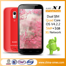 Latest China Best 5'' MTK6582 Dual SIM Free Java Games China Mobile