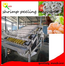 High Quality Shrimp Peeling Machine Shrimp Line Remove Machine