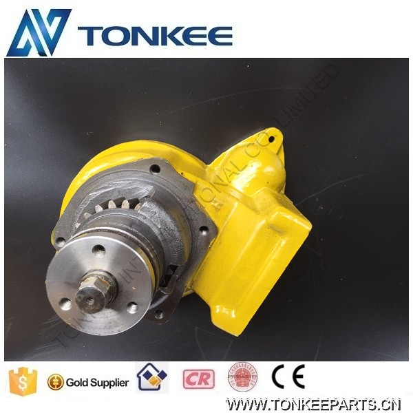 Construction Machinery Parts <strong>D155A</strong>-6R <strong>Bulldozer</strong> SAA6D140E-5 Engine water pump &amp; Coolant pump 6261-61-1201