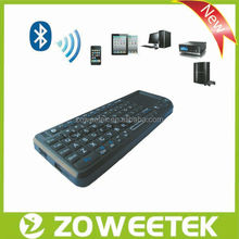 Mini wireless touchpad bluetooth keyboard for asus memo pad hd 7