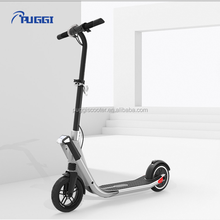 Puggi two wheel self-balancing electric personal vehicle